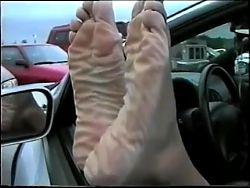 amazing feet, toenails