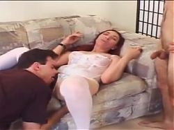 Hairy Slut Threesome by TROC