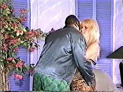 Ray Victory fucks a blonde chick