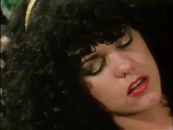 Black Curls, White Lace