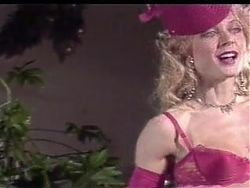 Peter North and Nina Hartley – Huge cumshot !