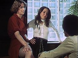 Vintage College Threesome
