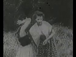 Two Women Share a cock - 1910