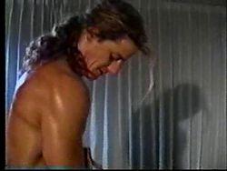 A erotic-exotic brunette & Alex Sanders (White American)