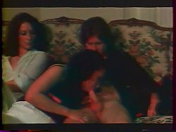 Vintage Groupsex In The Living Room