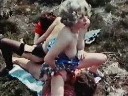 Vintage Outdoor Groupsex